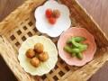 美濃焼の地が誇る春色の豆皿!おもてなしのレベルアップテク