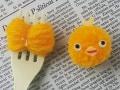 毛糸ポンポン作り方!フォークに巻いて作る動物の毛糸ポンポン