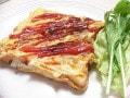 朝食のレシピにおすすめ!5分で作れるオムレツパンの作り方