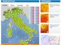 イタリアのお天気サイト!旅行の服装計画に役立てよう