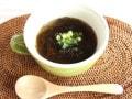 もずくスープの作り方!ホットも冷製もおいしい簡単スープレシピ