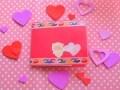 バレンタインデーの簡単カードの作り方!子供にオススメ手作りカード