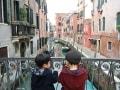 美しさに親子でくびったけ。水の都ヴェネツィアへ