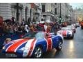 ロンドン流の正月祝いがすごい!ニューイヤーパレード