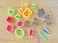 初心者がまず揃えたい、キャラ弁作りの基本の道具