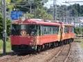金沢の人気観光列車「花嫁のれん」 乗車レポート