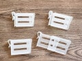 【セリア】収納のイライラを解決!伸縮式だからぴったりハマる、冷蔵庫ポケット仕切り