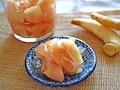 健康にも嬉しい!新生姜の甘酢漬けレシピ
