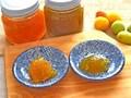 生梅と砂糖で夏バテに備える2色の梅ジャム