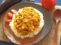 本格派の夏野菜カレー…6種のスパイスで水なし簡単!