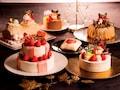 帝国ホテル東京のクリスマスケーキ2017