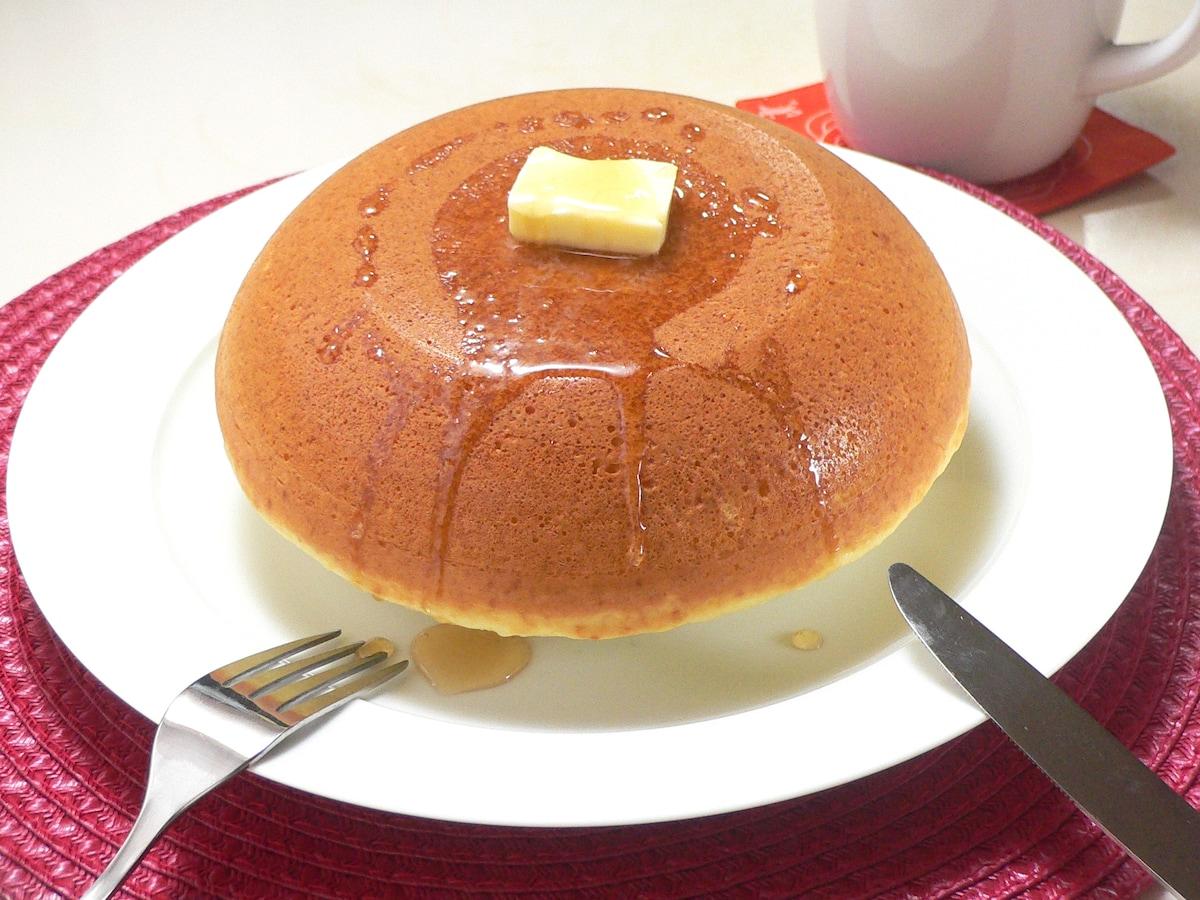 ホット ケーキ ミックス バナナ 炊飯 器