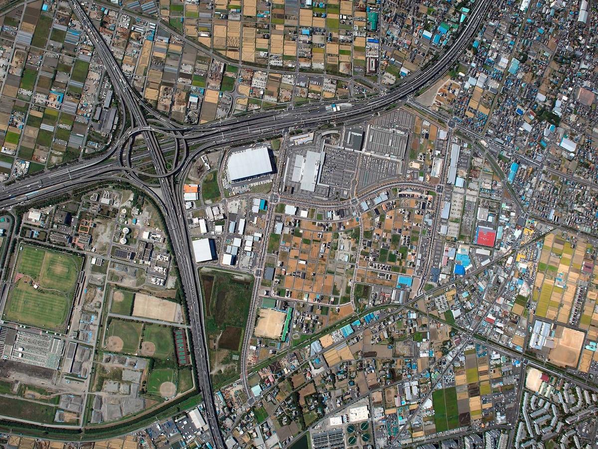 都市計画区域と市街化区域のあらまし