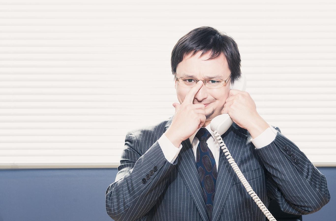 クレーム対応の電話の仕方!対応マニュアルとNG行為(例文つき)