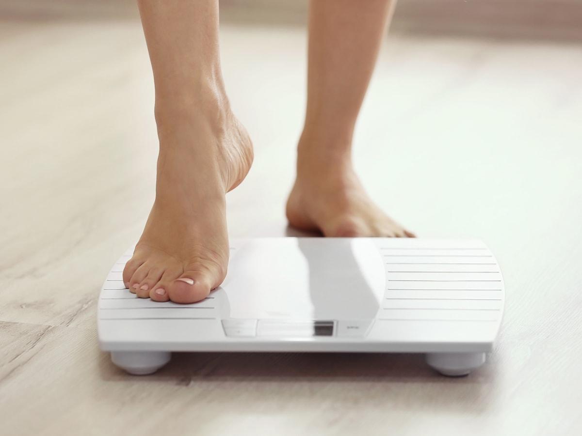 増加 どのくらい 体重 便秘