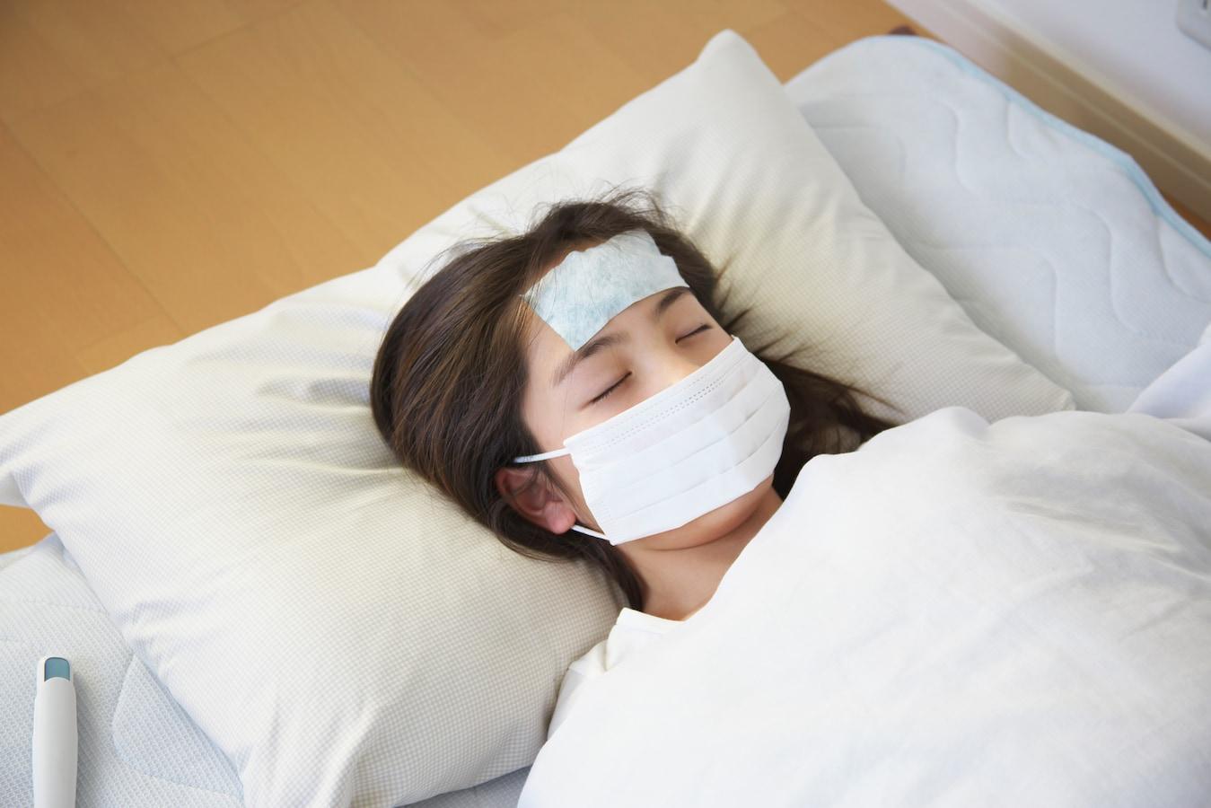 一人暮らしで知っておくべき風邪・インフル対処法 [感染症] All About
