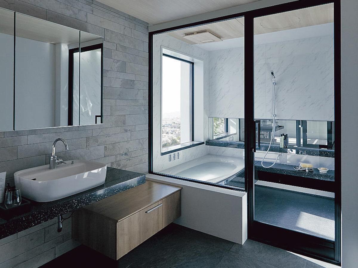サニタリー(浴室・洗面室・トイレ)空間の配置プラン