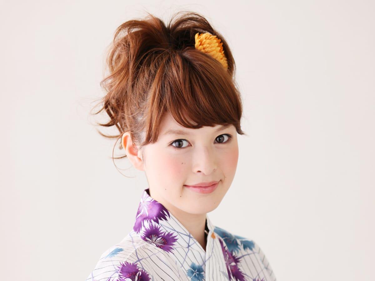 ミディアム ポニーテール アレンジ 初級編×ミディアムヘアのポニーテール ~忙しい朝でも簡単ヘアアレンジ!~