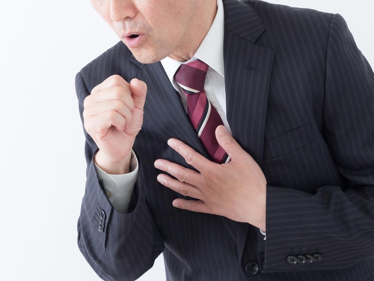 混じる 血 原因 に が 痰