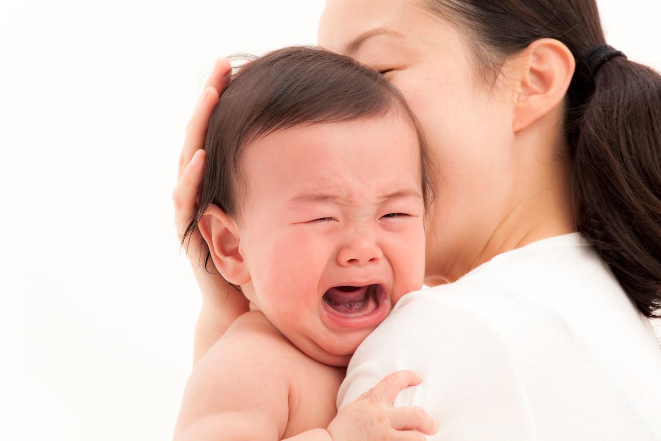 ママと赤ちゃんに優しい3ステップの夜泣き改善法