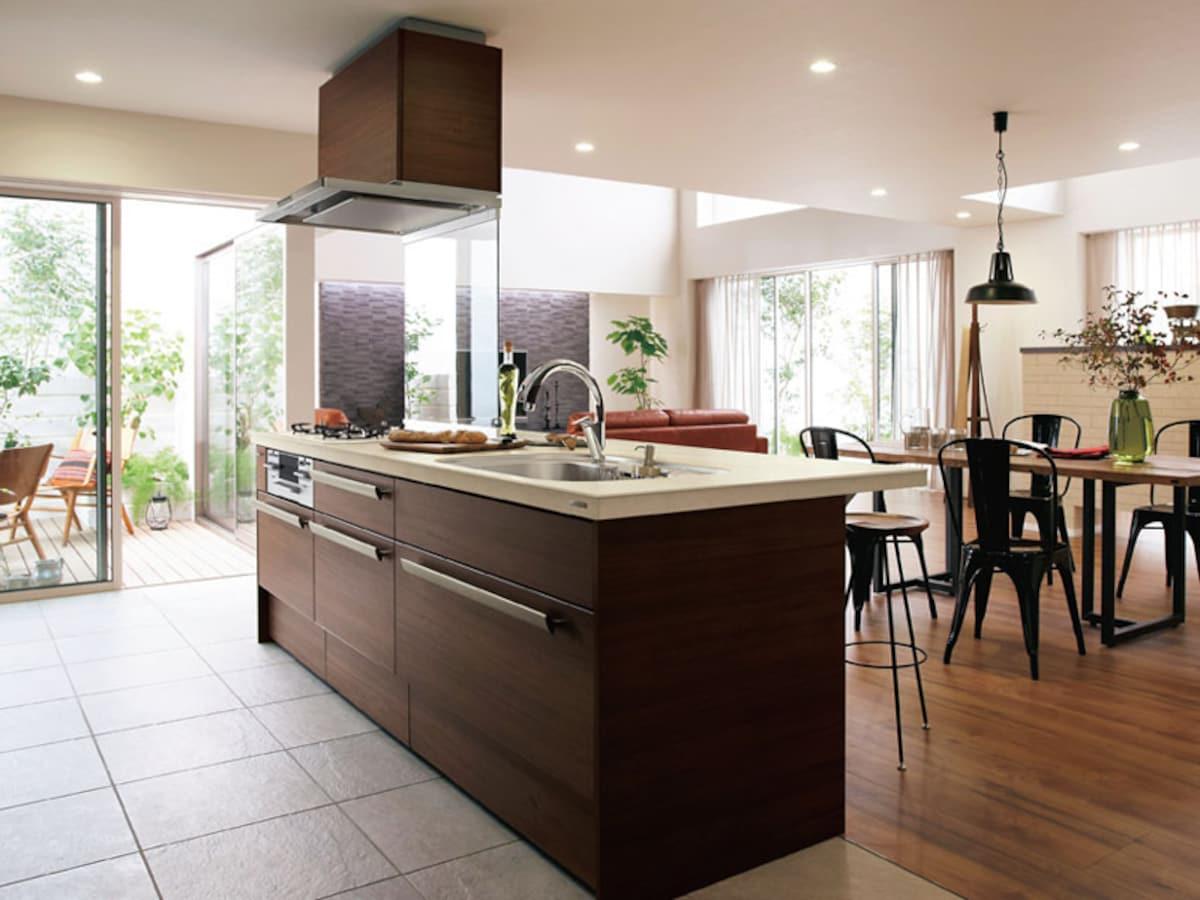 内装種類 キッチン に対する画像結果