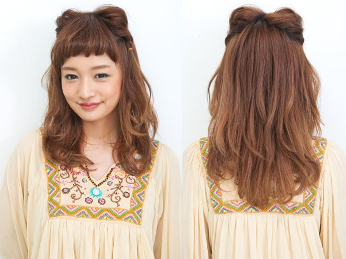 猫耳ヘアアレンジの作り方!簡単かわいいおすすめ髪型アレンジ
