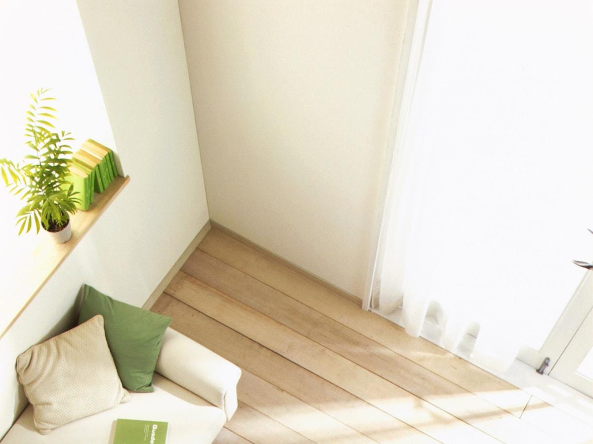 マンション断熱リフォーム事例、角部屋と北の壁に注意 [住宅リフォーム