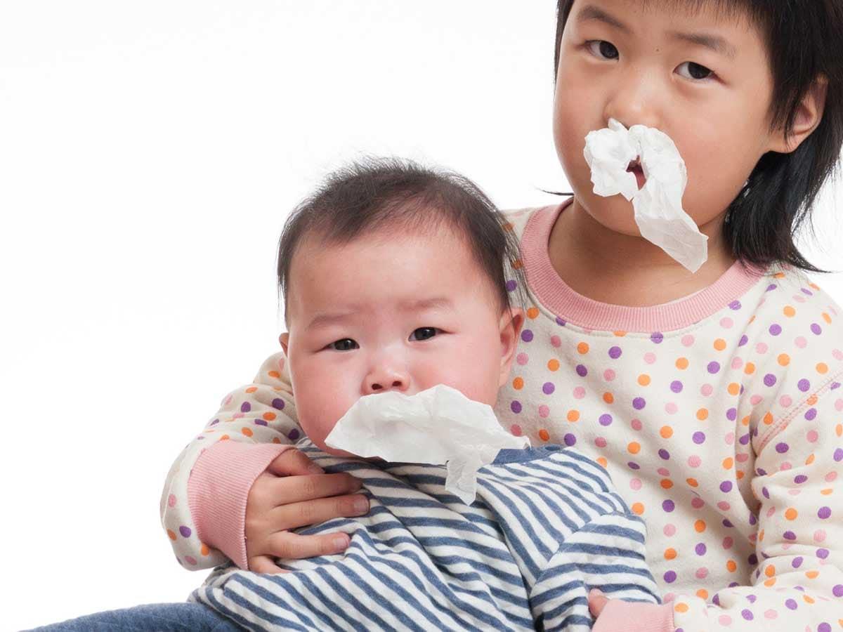赤ちゃん 鼻づまり 解消法
