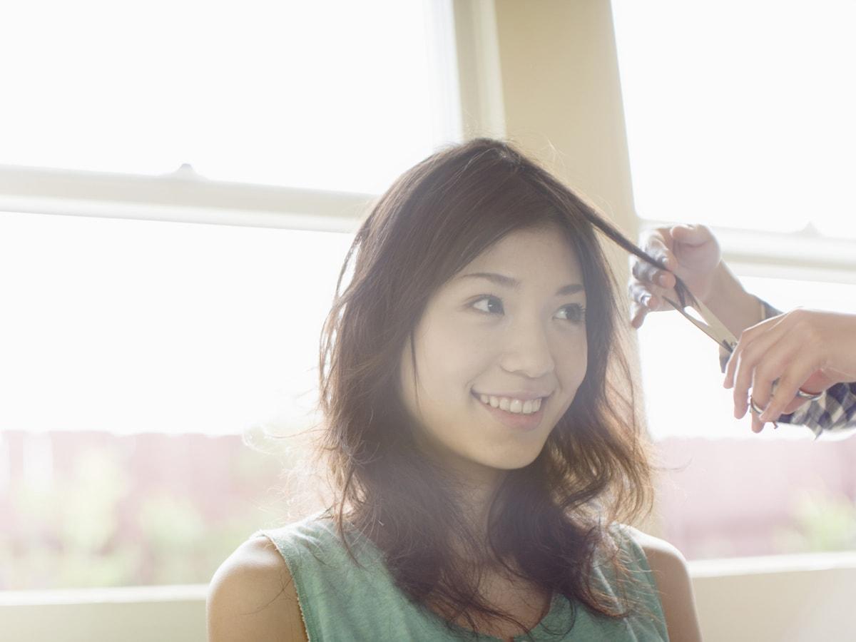 失敗しない髪型の頼み方 現役美容師が解説 ヘアスタイル 髪型 All