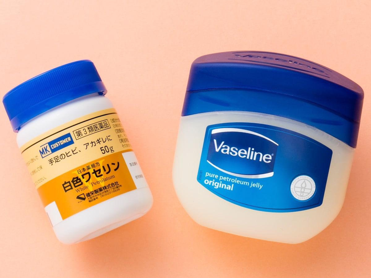 ヴァセリンとワセリンの違いは?ワセリンの魅力と万能な使い方も伝授 ...
