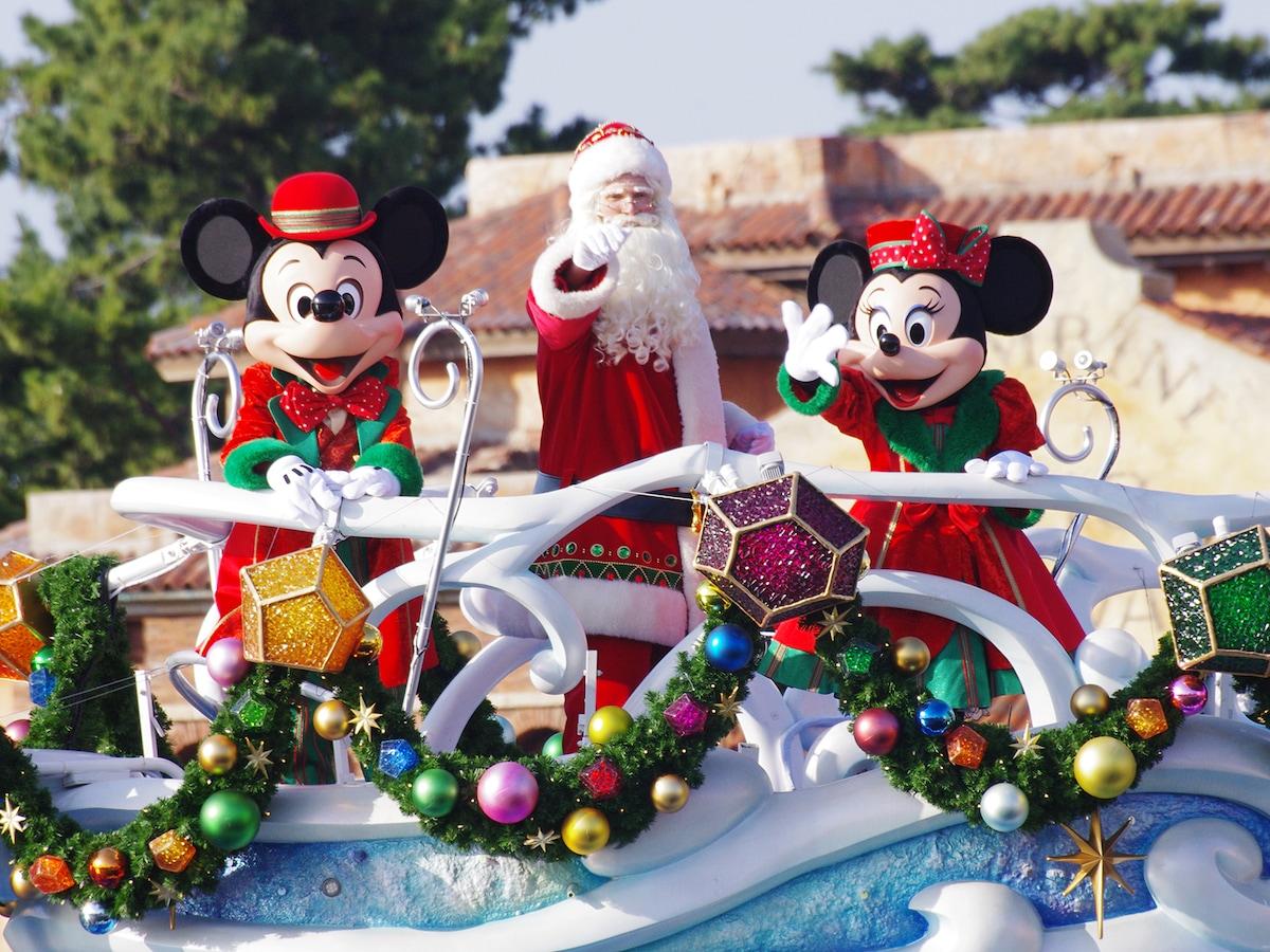 東京ディズニーリゾートのクリスマス2016 [遊園地] all about
