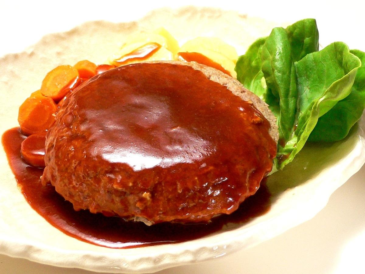 レシピ ハンバーグ