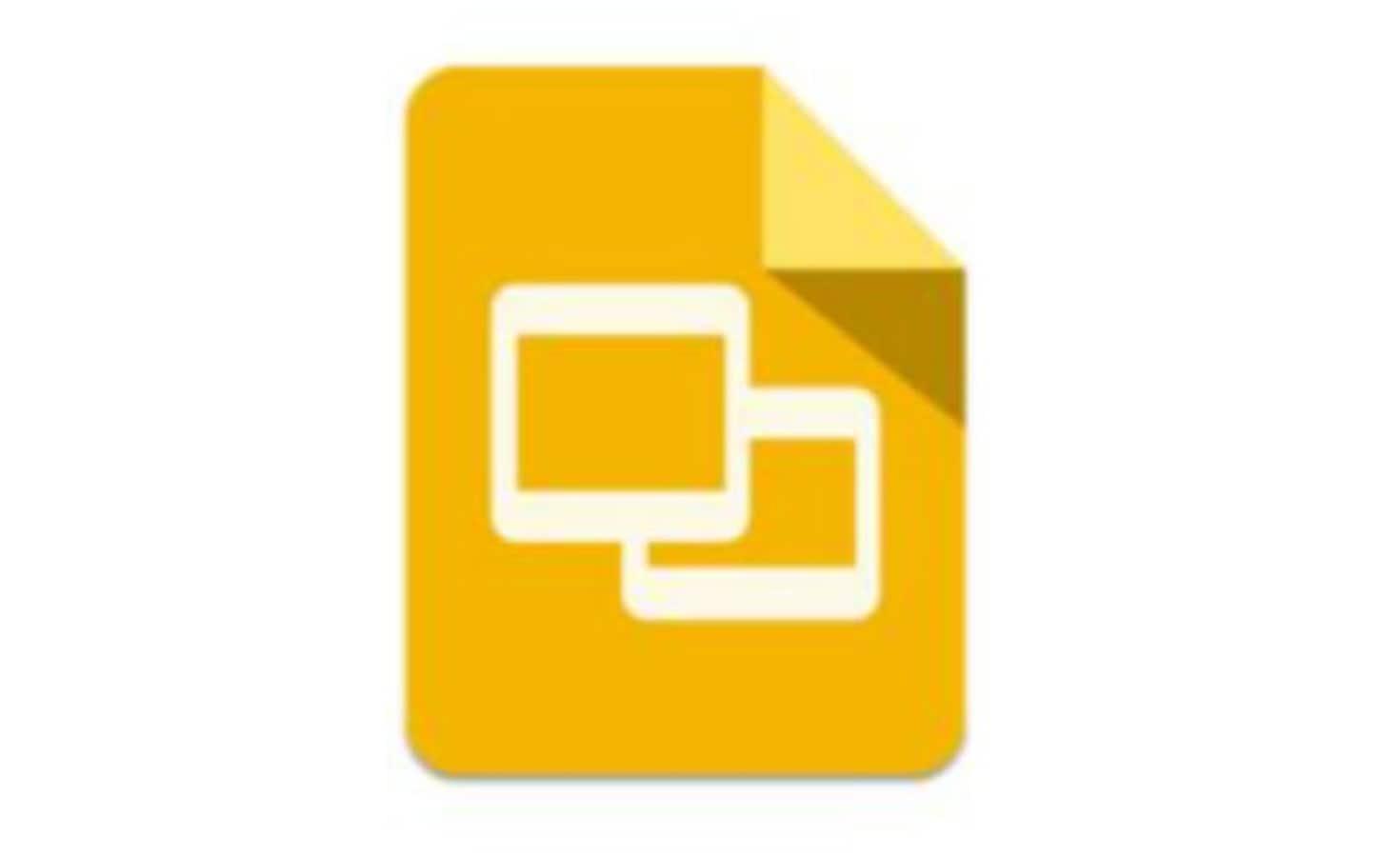 スライド アニメーション グーグル