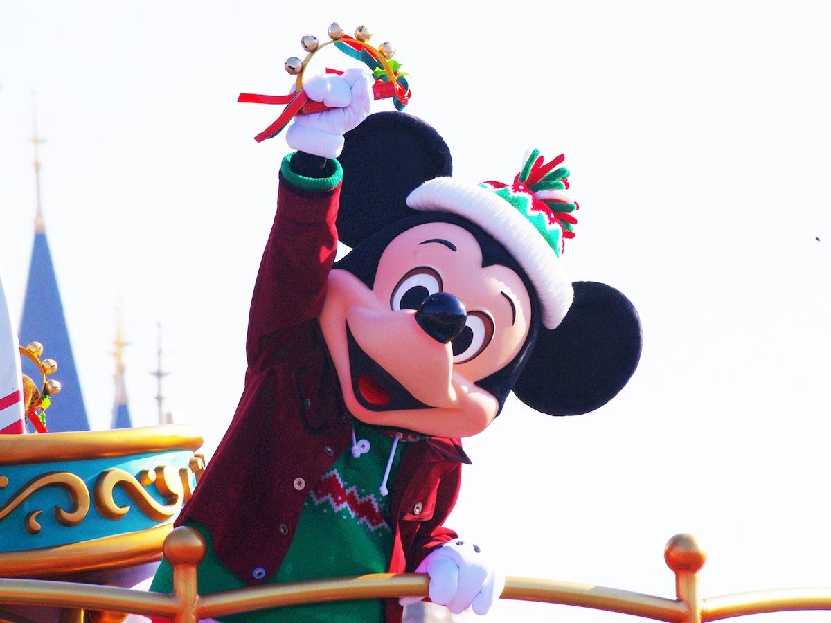 ディズニークリスマスを日帰りで満喫!攻略プラン2017 [遊園地] all about