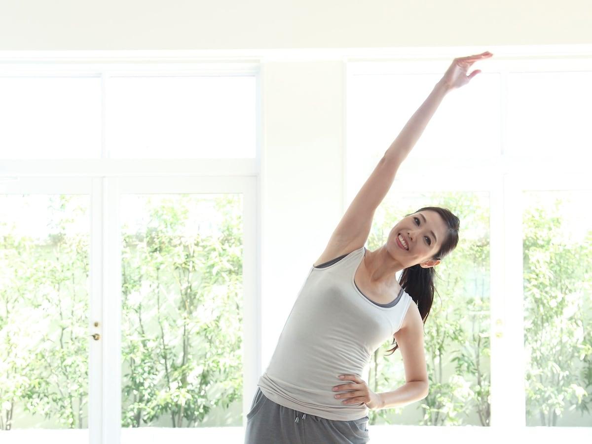 家 の 中 で 体力 を つける 方法