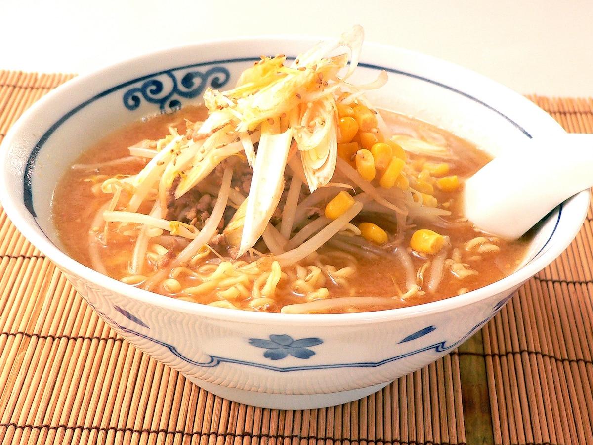 ラーメン レシピ 味噌