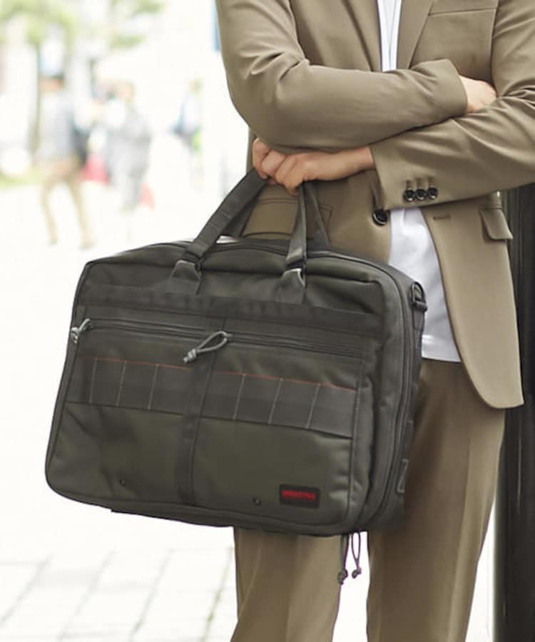0692f91c23 ビジネスに効く大容量!人気のブリーフィング3WAY! [メンズバッグ・鞄] All About