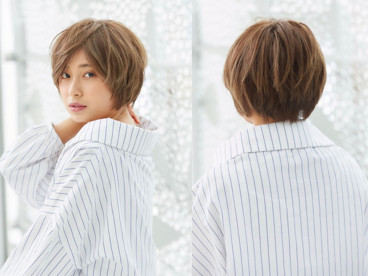 に なる ぺったんこ 前髪