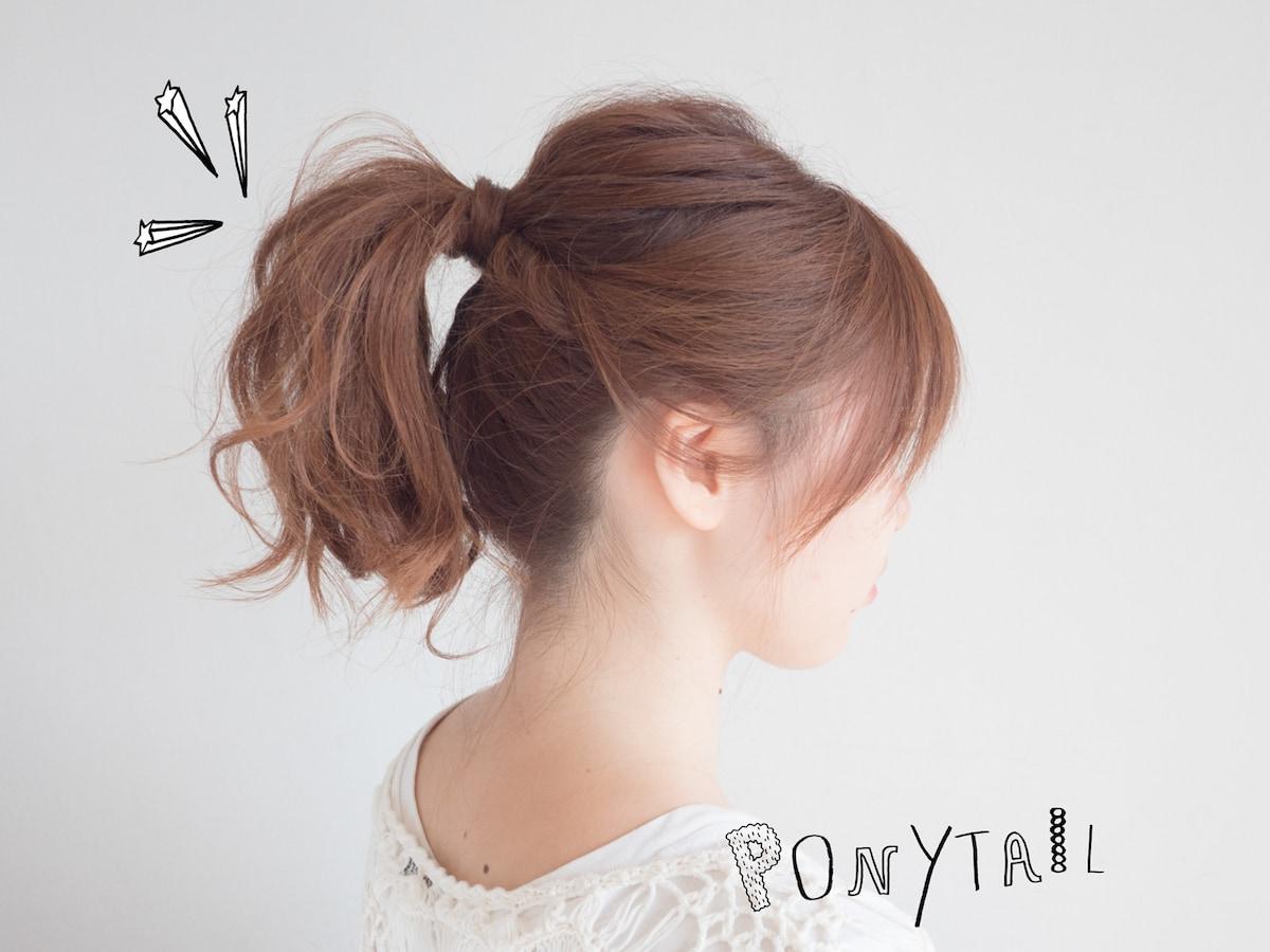 大会 髪型 体育