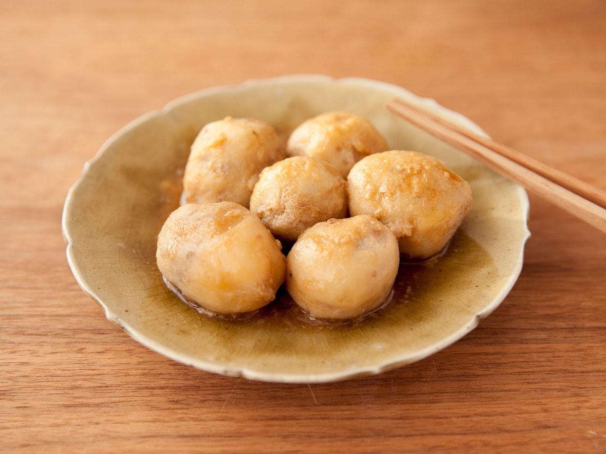 里芋 の 皮 の むき 方