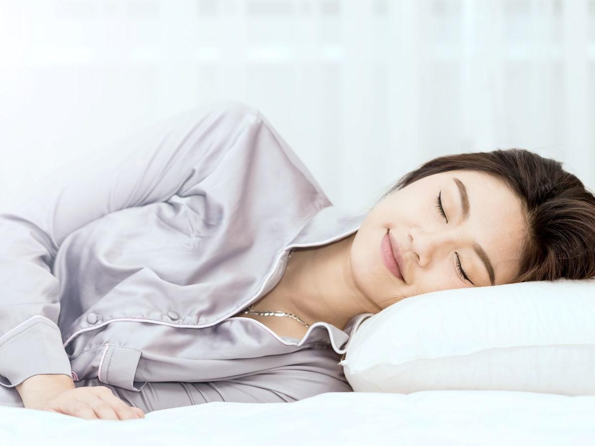 悪い 原因 寝相
