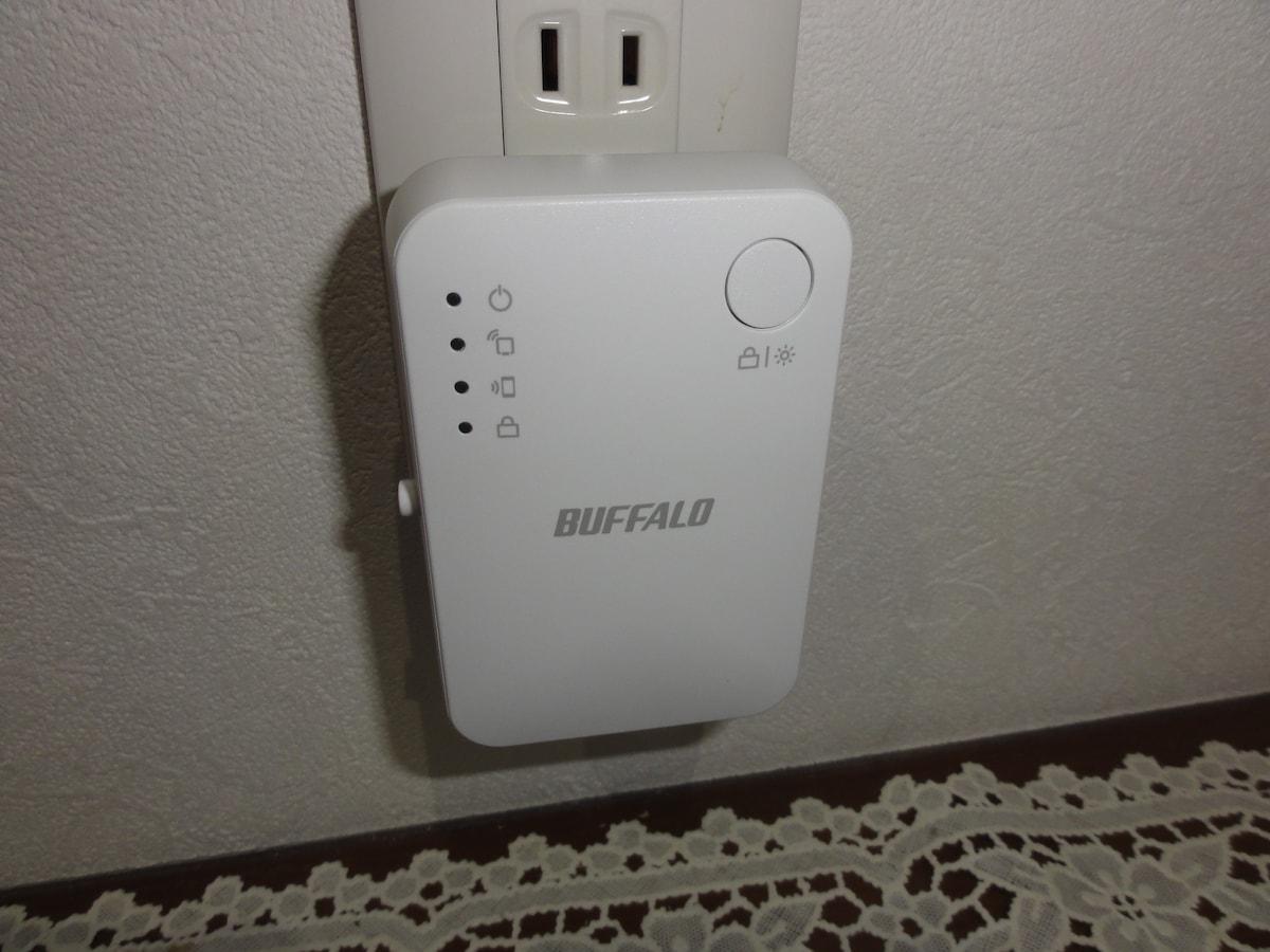 中継 器 wifi 無線LANルーターの電波をひろげてくれる「Wi