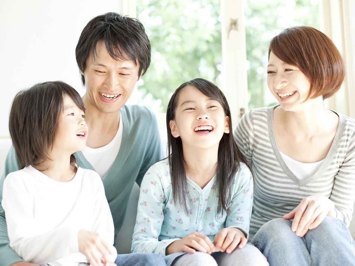 家族との時間は「量より質」