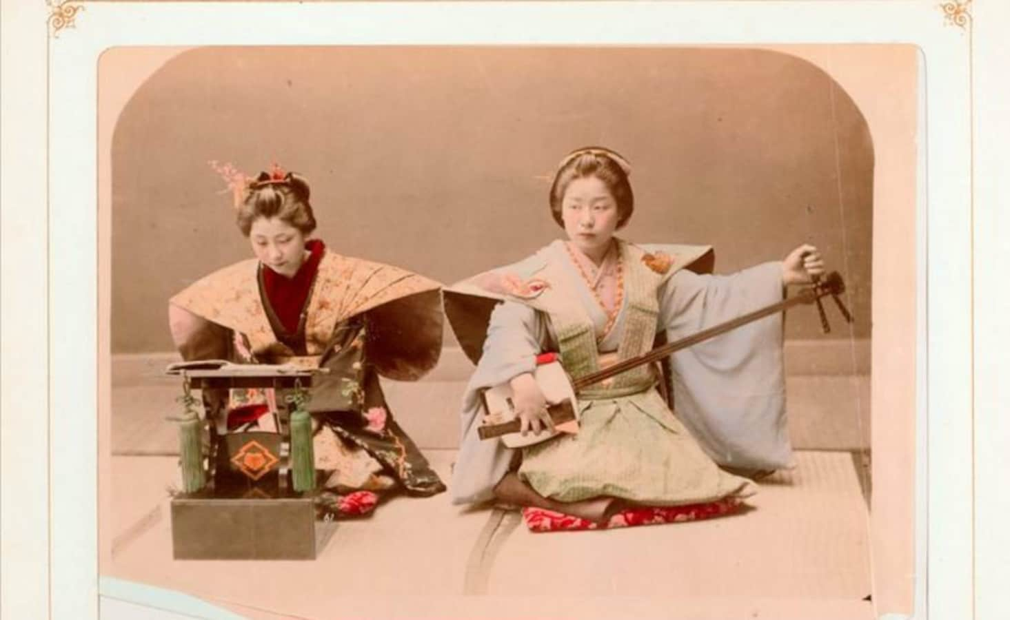 A Glimpse of Life in the 1800s | All About Japan