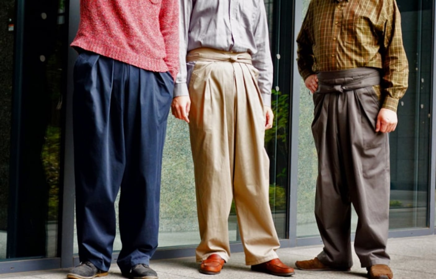 Get Comfy In Hakama Pants
