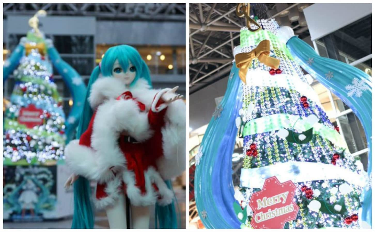9 Weird Japanese Christmas Trees | All About Japan