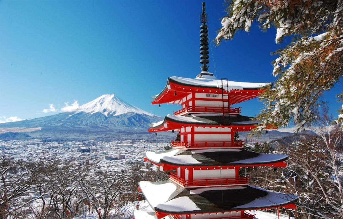The Shrine With The Best View Of Mount Fuji All About Japan