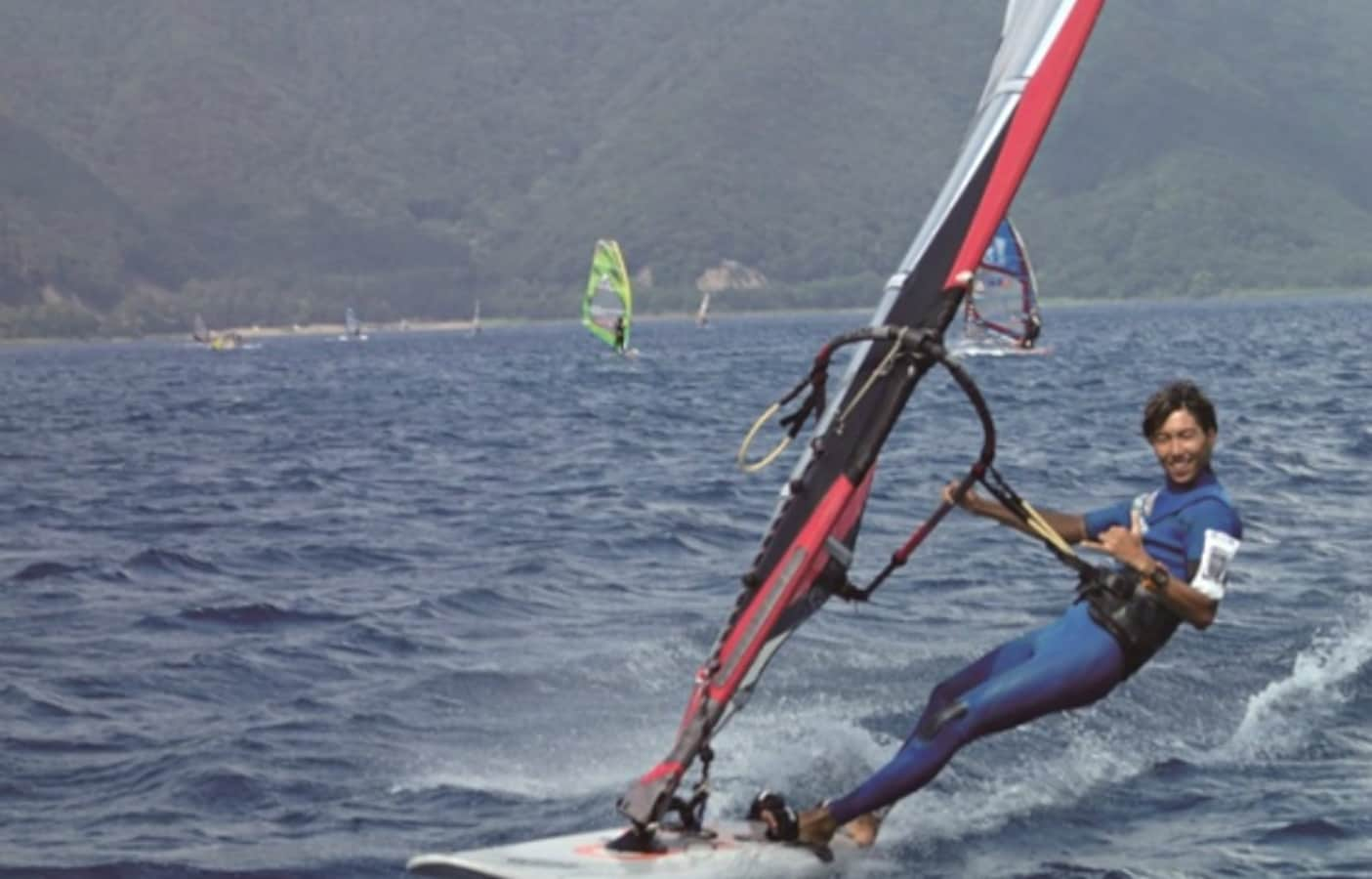 one day windsurfing lesson in kamakura all about japan