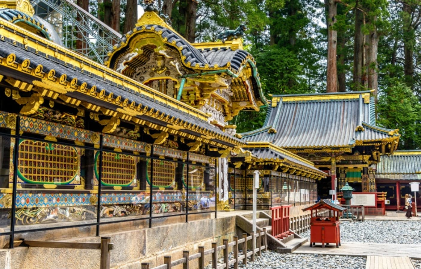 True Colors Nikko Toshogu Shrine All About Japan
