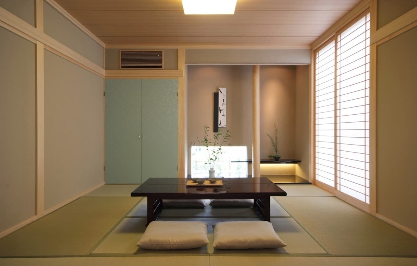 Glean the secrets of japanese interior design all about for Japanese interior design